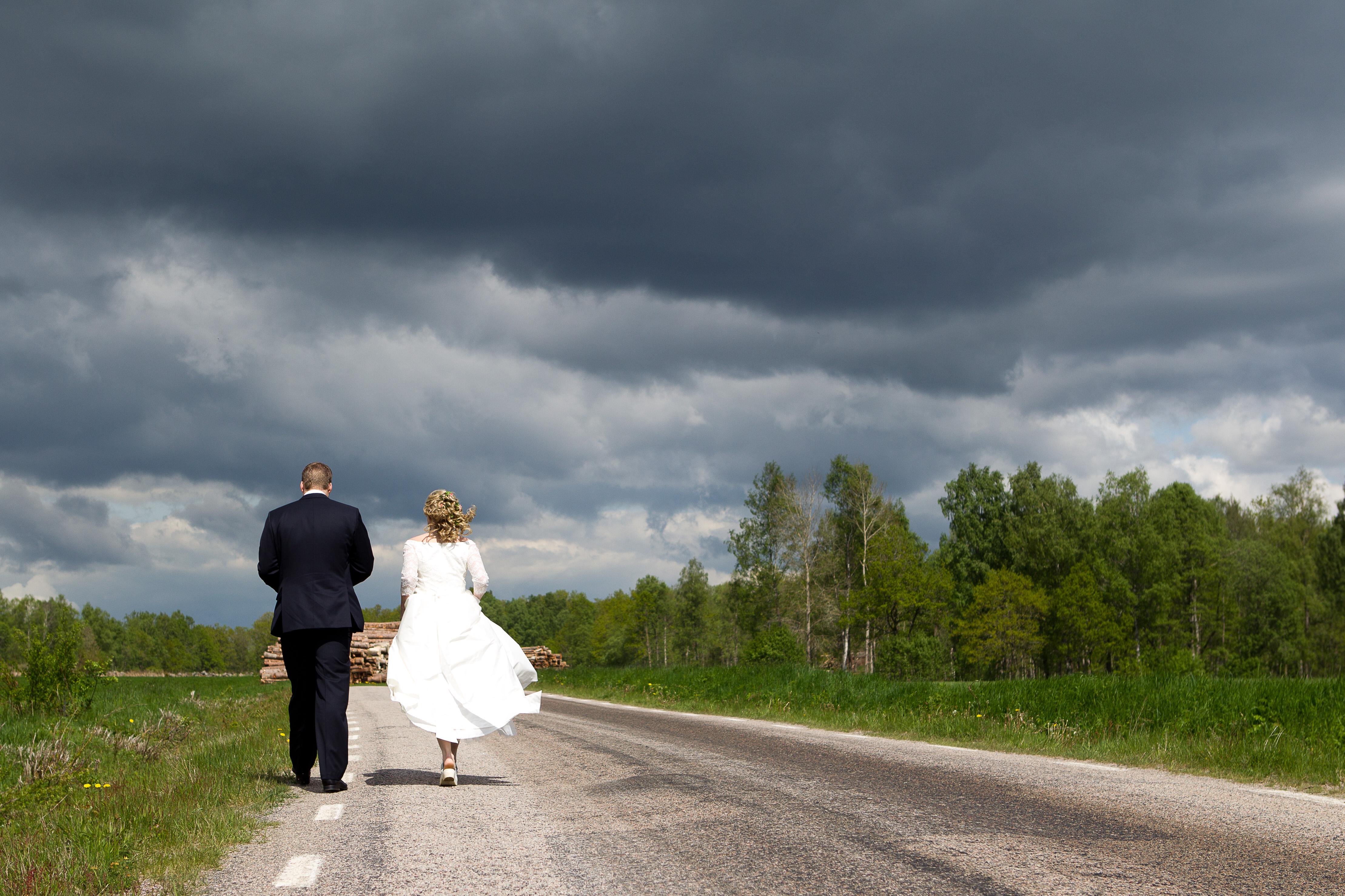 Bröllop Sämsjön Trollabo kvarn Ljung- photomalin.se